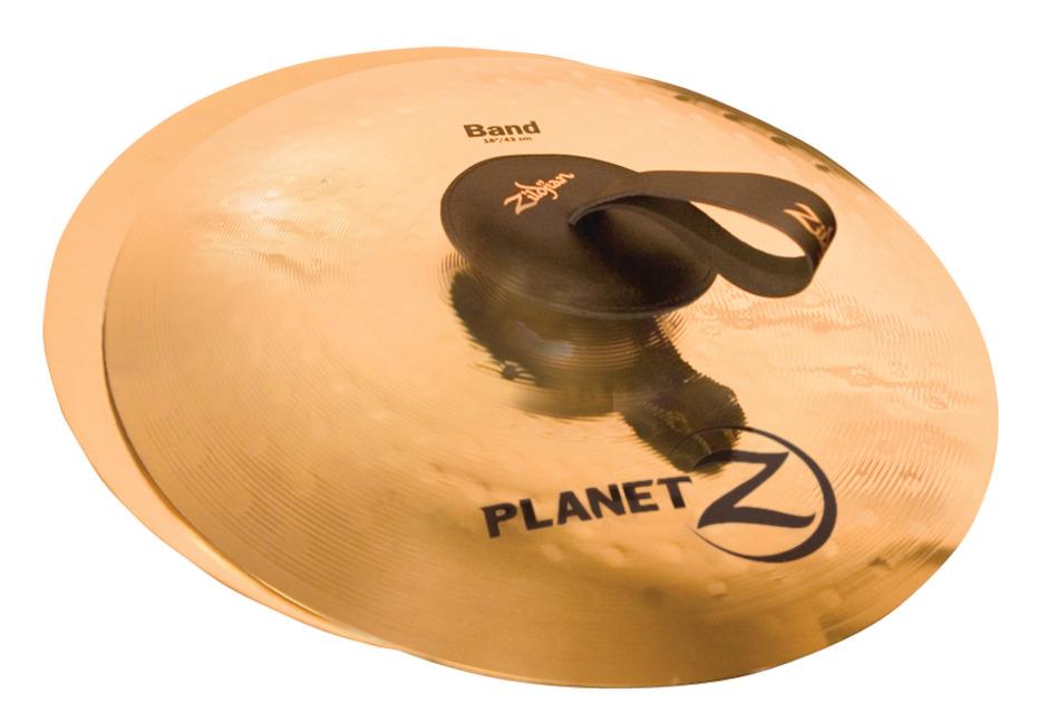 "Image of   Zildjian 14"" Planet Z Band - Pair Orkesterbækkener"
