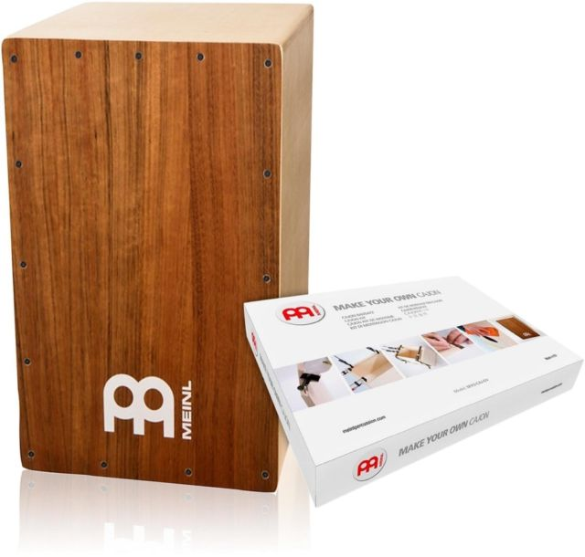 Image of   MEINL MYO-CAJ Make Your Own Cajon Kit Ovangkol