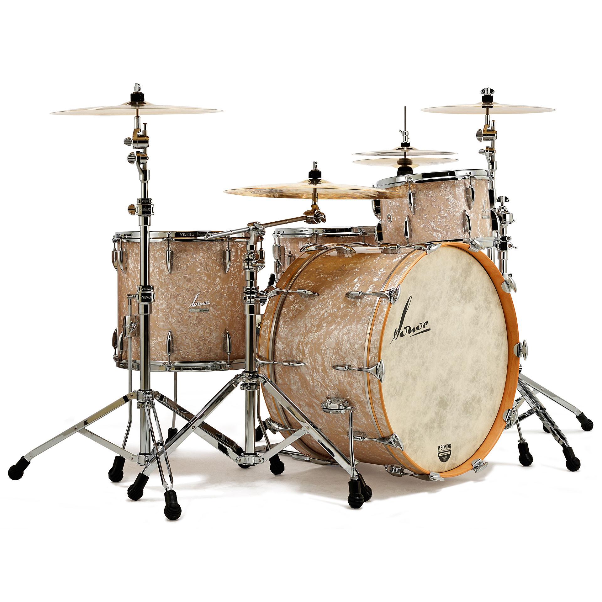 Image of   Sonor Vintage Series - Vintage Pearl Trommesæt