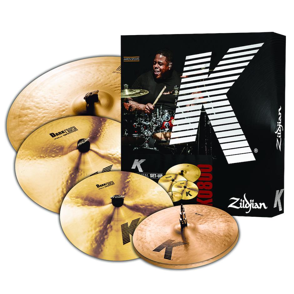 Image of   Zildjian K800 K Zildjian Promo Pack