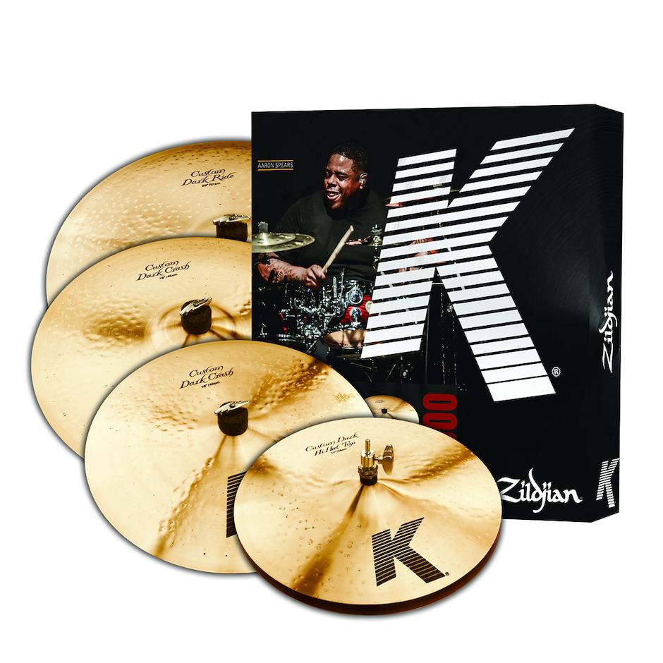 Image of   Zildjian KCD900 K Custom Promo Pack