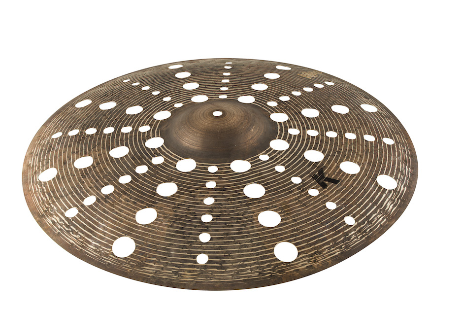 "Image of   Zildjian 21"" K Custom Special Trash Crash"
