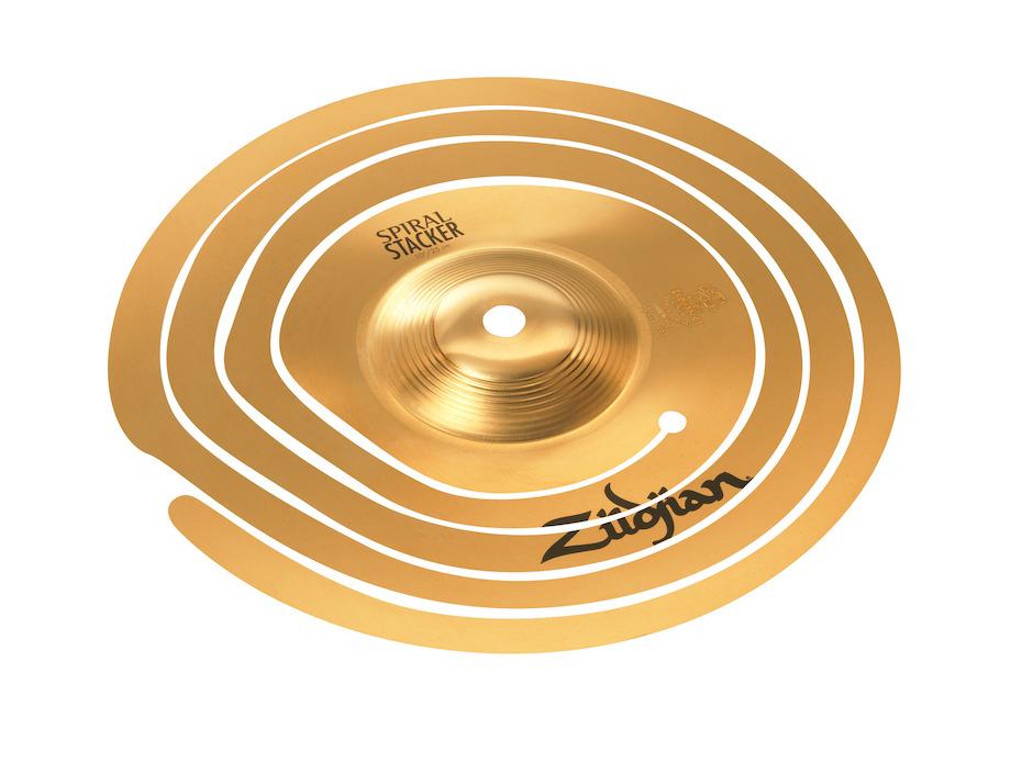 "Image of   Zildjian 10"" Spiral Stacker Effektbækken"
