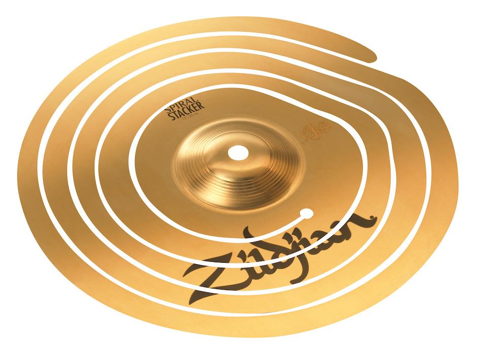 "Image of   Zildjian 12"" Spiral Stacker Effektbækken"