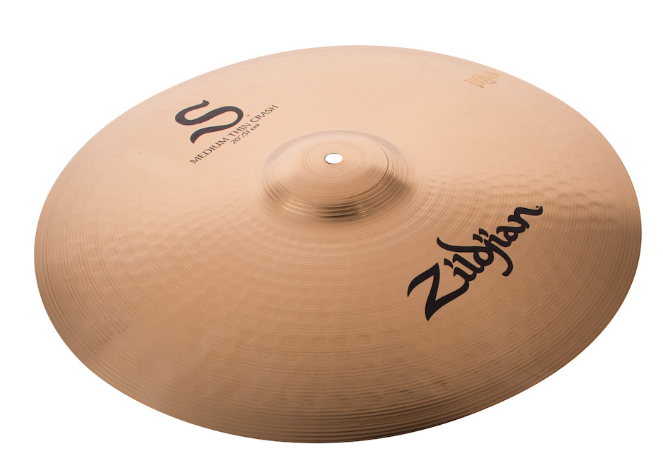 "Image of   Zildjian 20"" S-Family Medium Thin Crash"