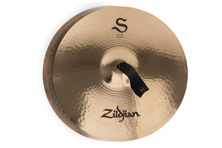 """Image of   Zildjian 18"""" S-Family Band Orkesterbækkener"""