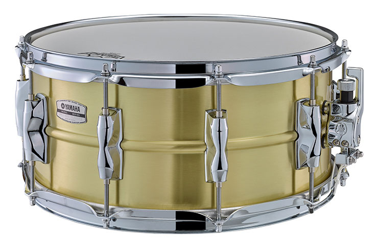 "Image of   Yamaha 14x6,5"" Recording Custom Brass"