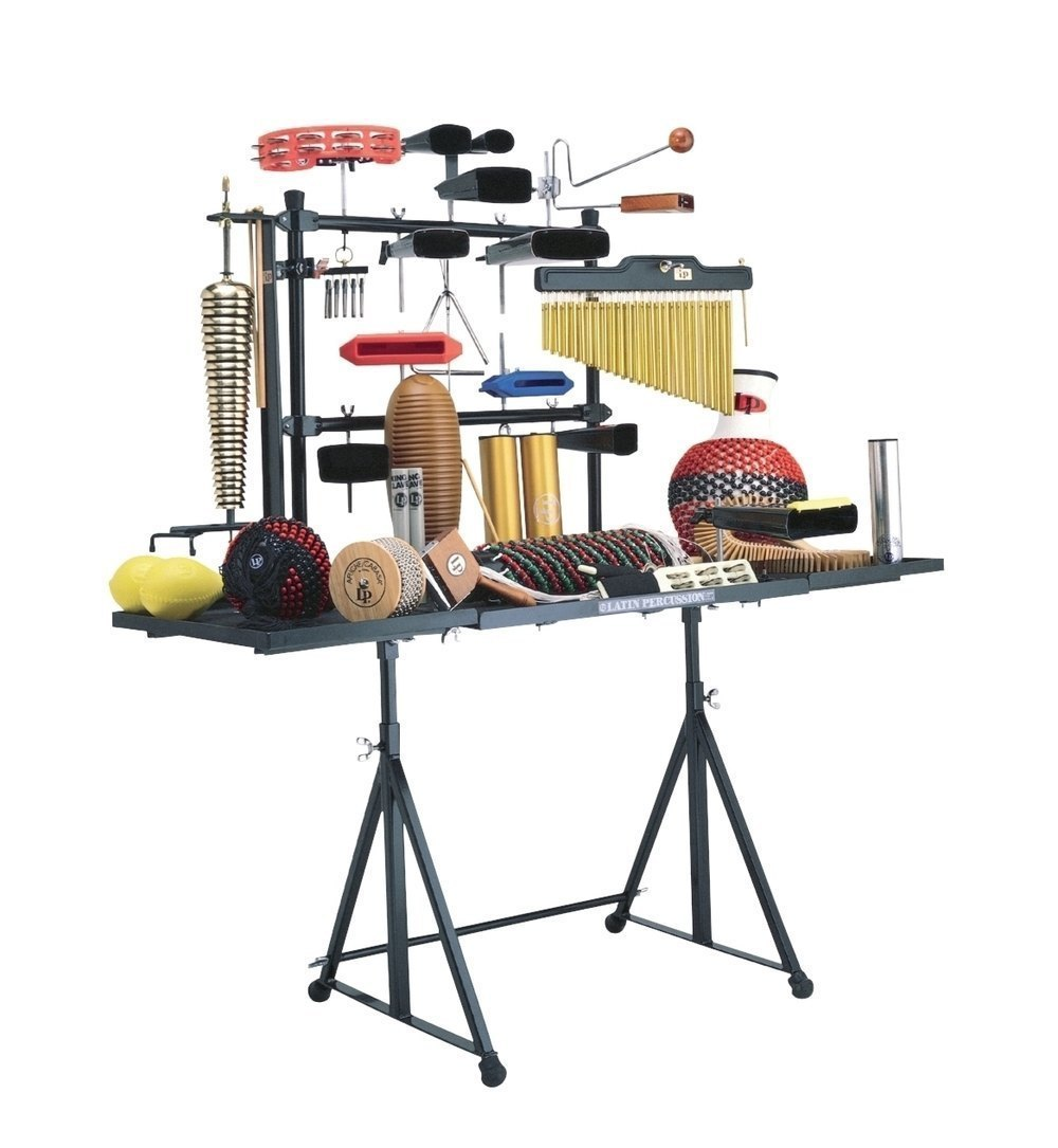 Image of   Percussion table
