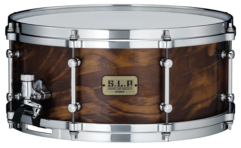 """Image of   Tama S.L.P. 14x6"""" Fat Spruce lilletromme"""