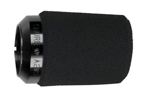 Image of   Shure A2WS-BLK