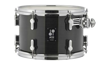 Image of   Sonor AQ2 Safari Trommesæt Transparent Stain Black