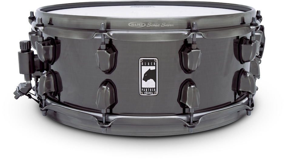 """Image of   Mapex 14x5,5"""" Black Panther The Blade Lilletromme"""