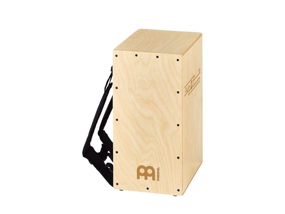 Image of   MEINL CAJ2GO-2 Backpacker Cajon Natural