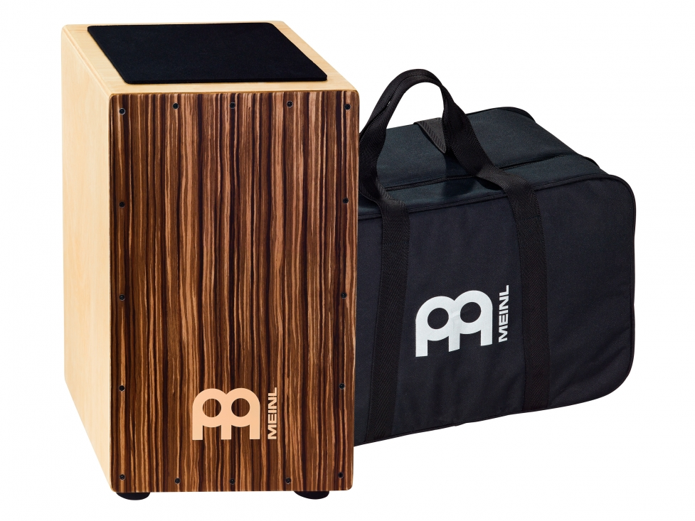 Image of   MEINL CAJ3SU-M+BAG Trad. String Cajon