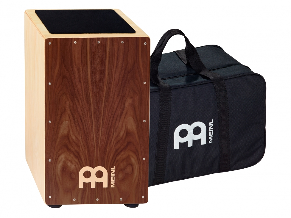 Image of   MEINL CAJ3WN-M+BAG Trad. String Cajon