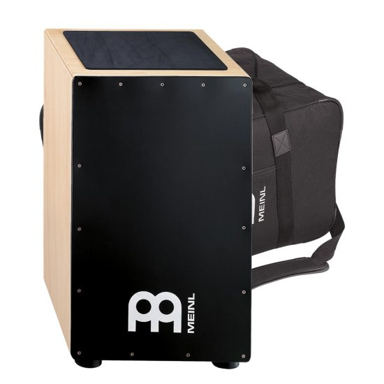 Image of   MEINL CAJ7NT-BK+BAG Cajon