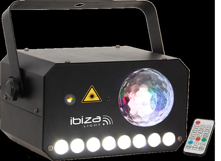 Image of   Ibiza ASL LED Lyseffekt