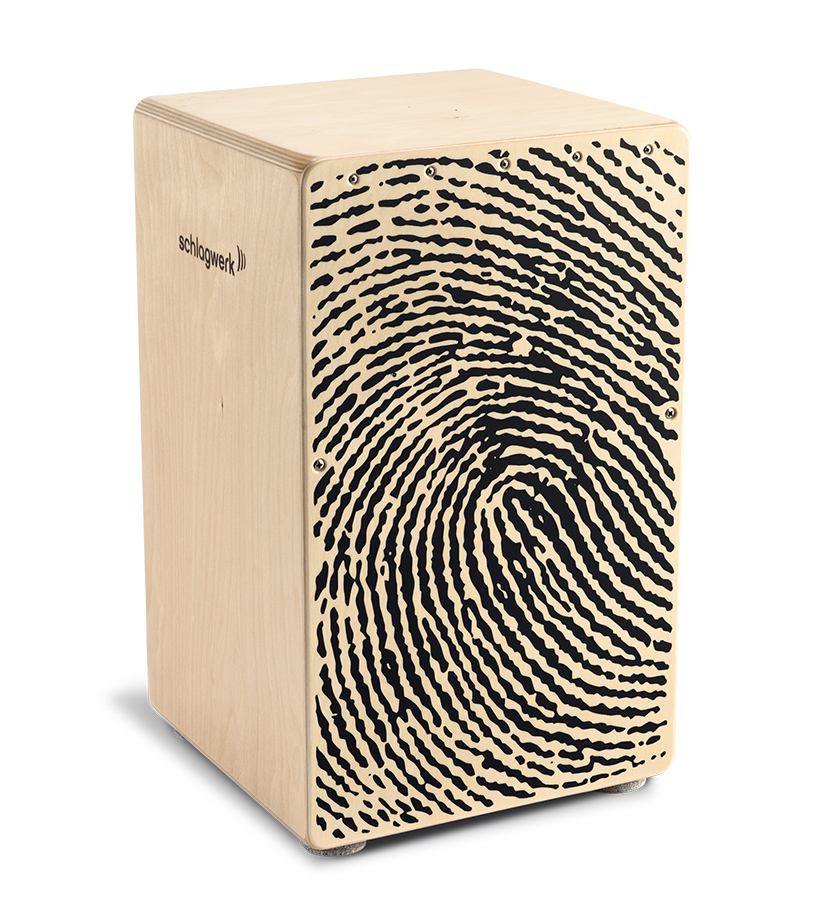 Image of   Schlagwerk Cajon X-One Fingerprint