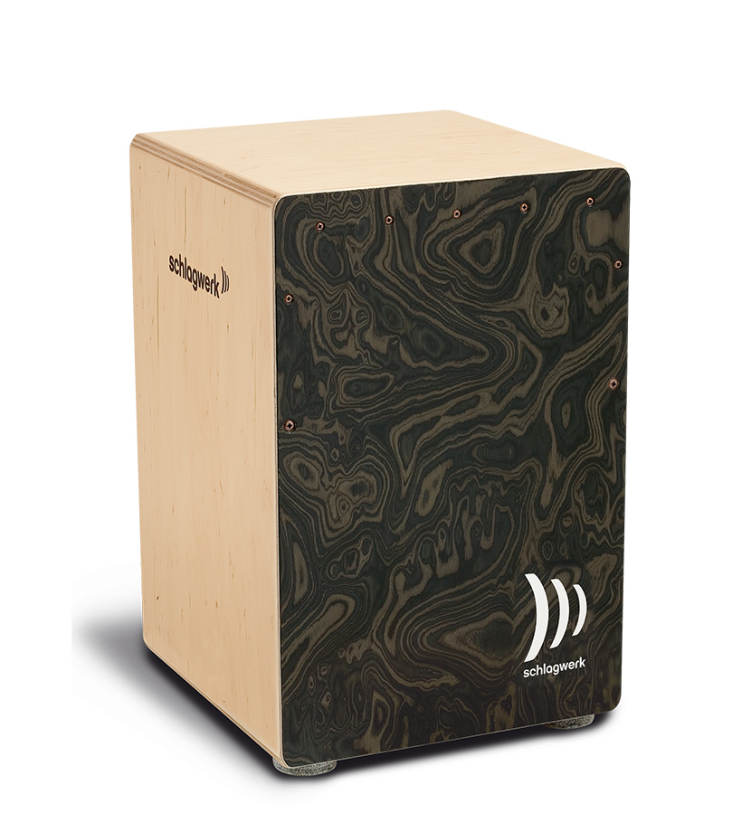 Image of   Schlagwerk Cajon La Peru Night Burl