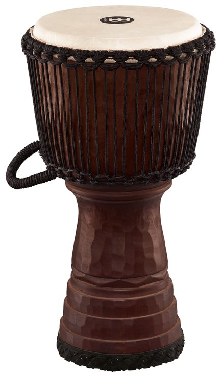 Image of   MEINL DJTC1-L Tongo Carved Djembe