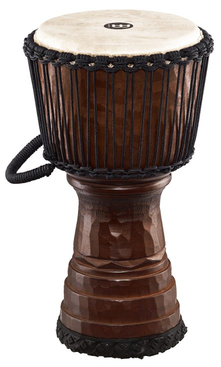Image of   MEINL DJTC1-M Tongo Carved Djembe