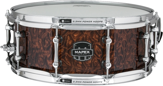 """Image of   Mapex 14x5,5"""" Armory Dillinger Lilletromme"""