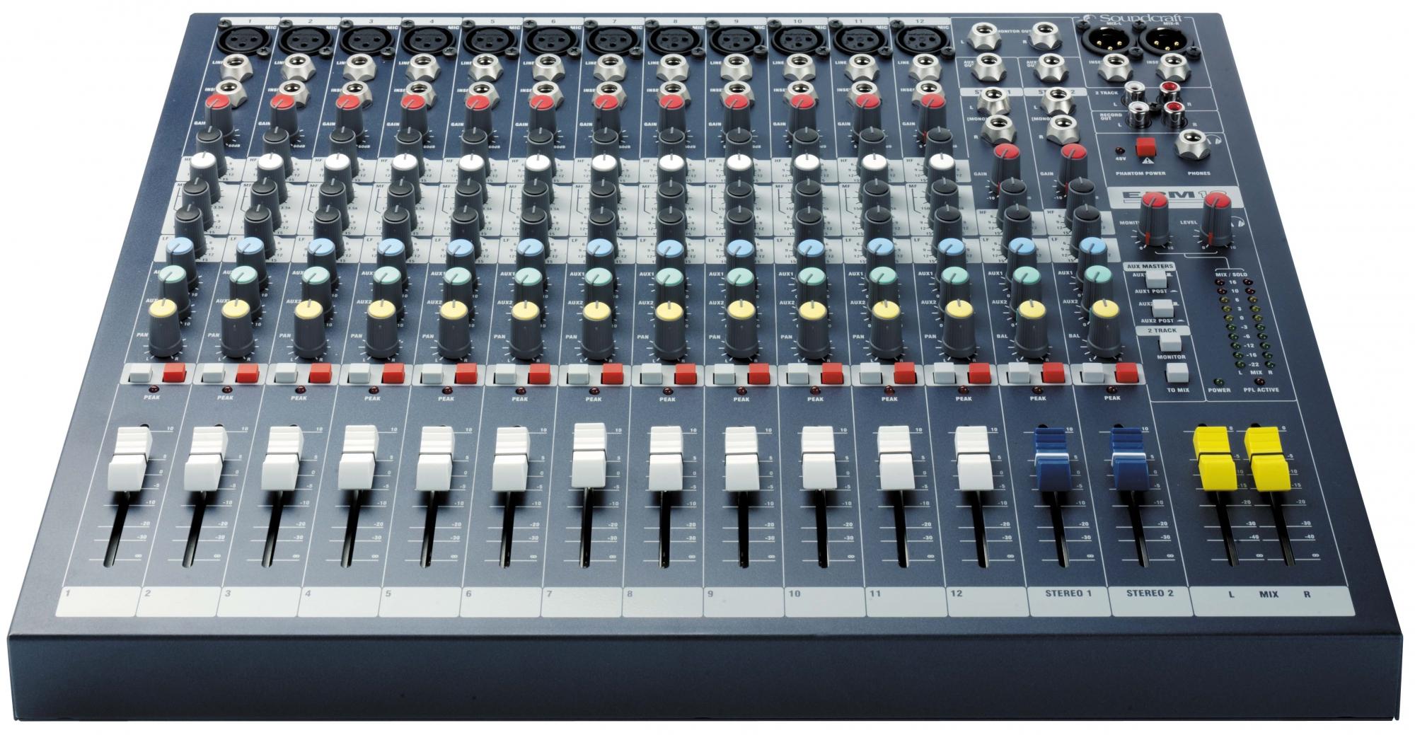 Image of   Soundcraft EPM12