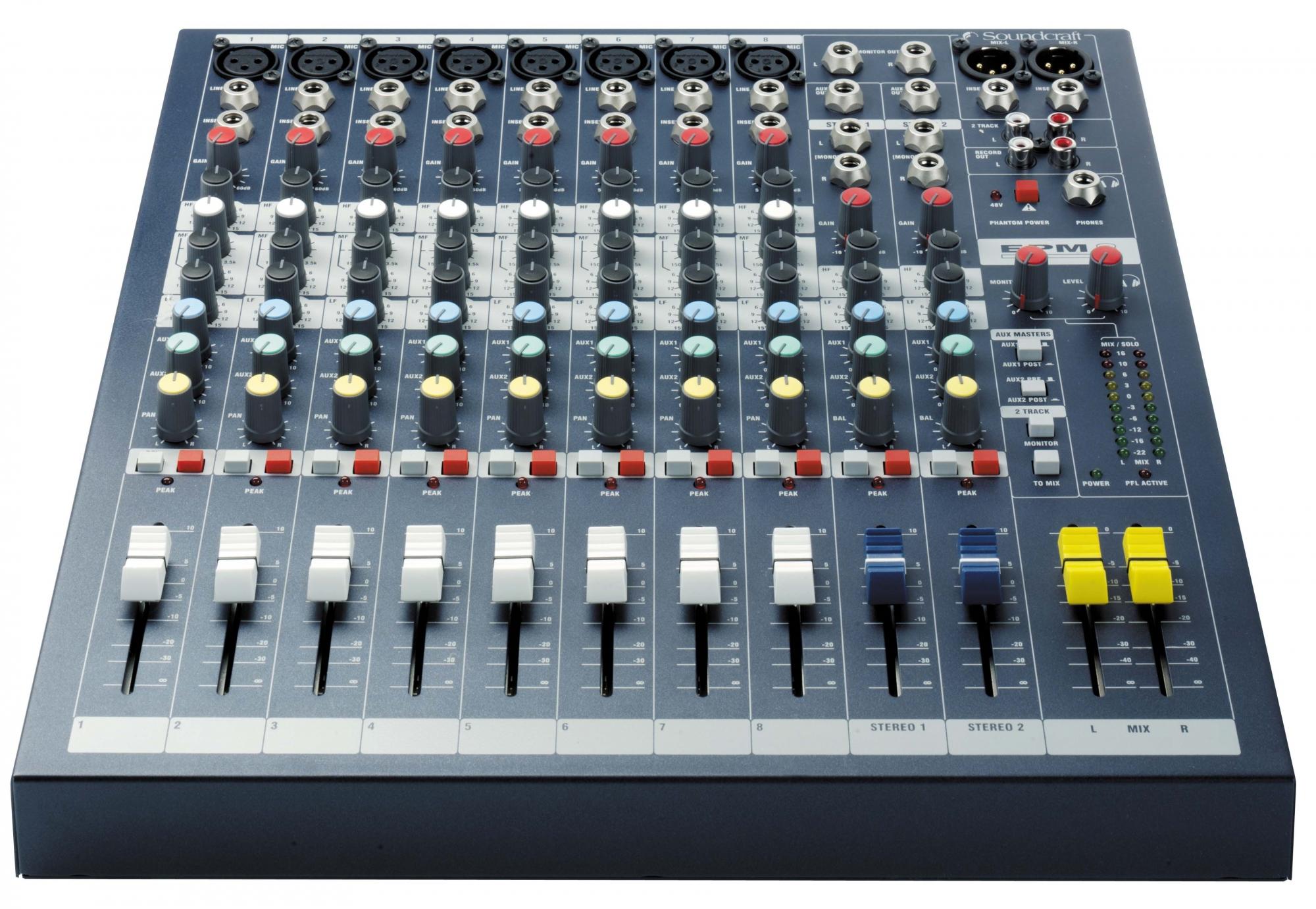 Image of   Soundcraft EPM8