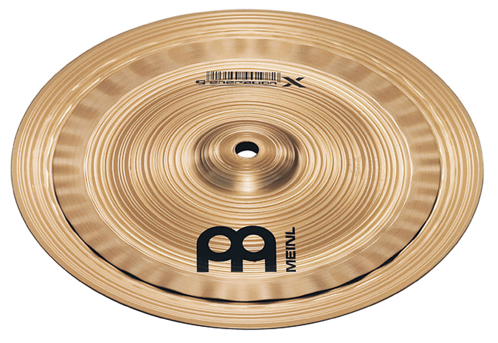 """Image of   Meinl 8""""/10"""" Generation X Electro Stack"""