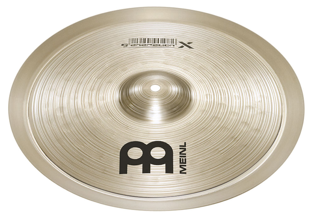 """Image of   Meinl 12""""/14"""" Generation X X-treme Stack"""
