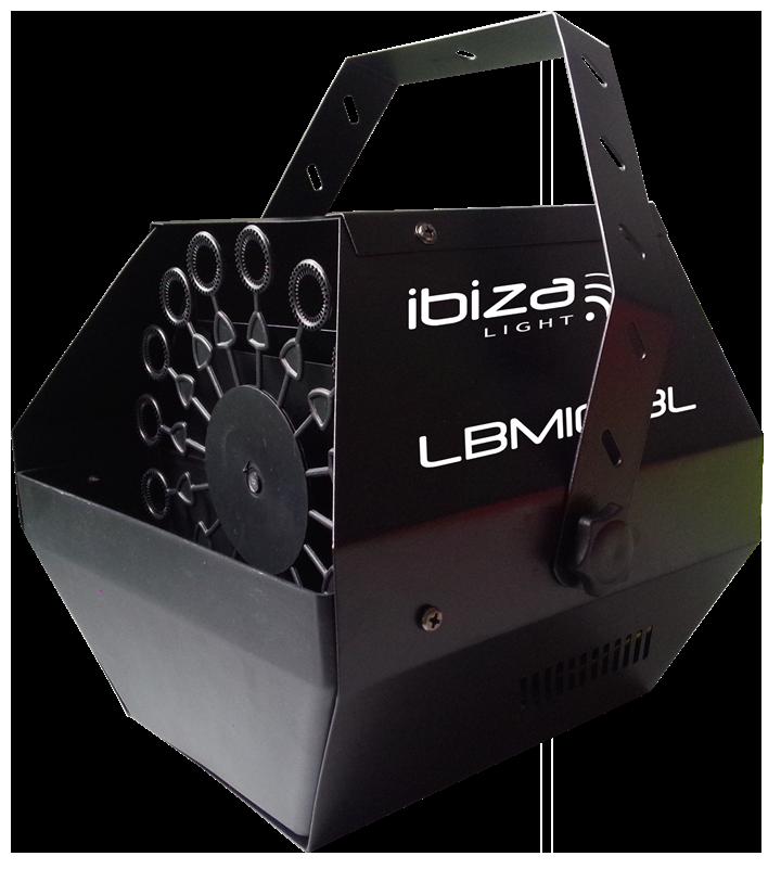 Image of   Ibiza batteridrevet sæbeboblemaskine
