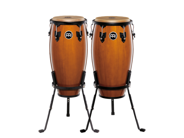 "Image of   Meinl Headliner Congas, 11""/12"" sæt Maple"