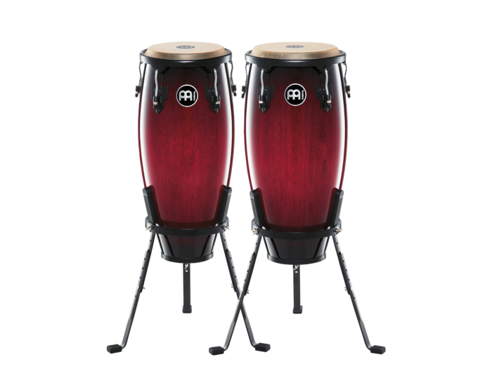 "Image of   Meinl Headliner Congas, 10""/11"" sæt Maple"