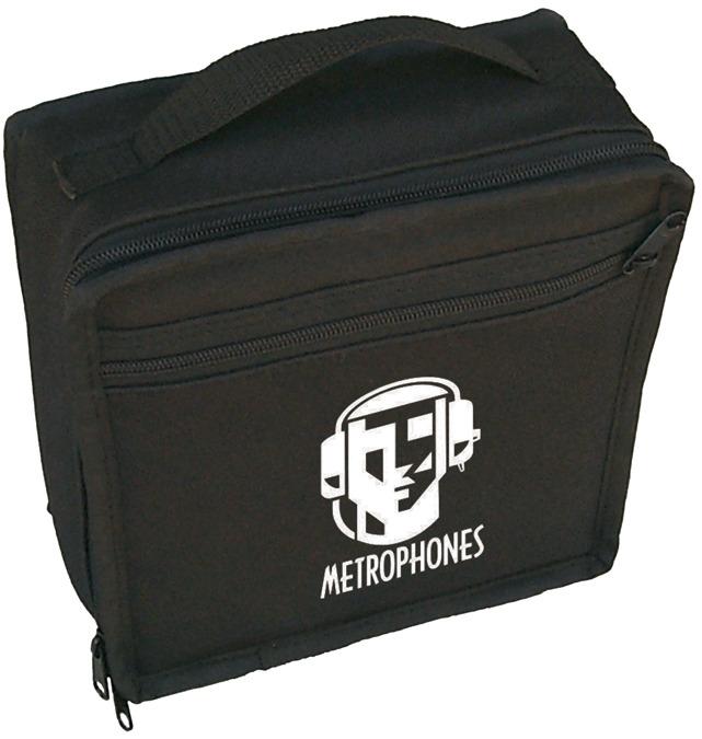 Image of   Metrophones - Deluxe Taske