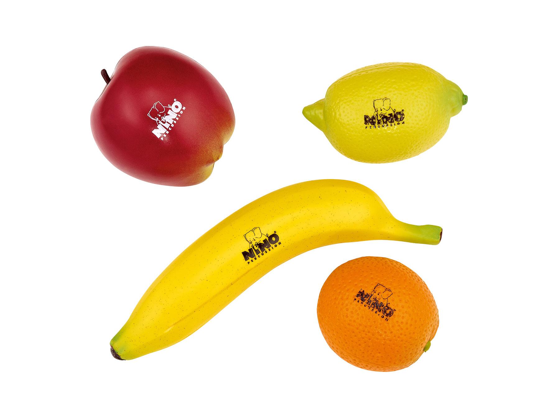 Image of   Rasle frugt pakke