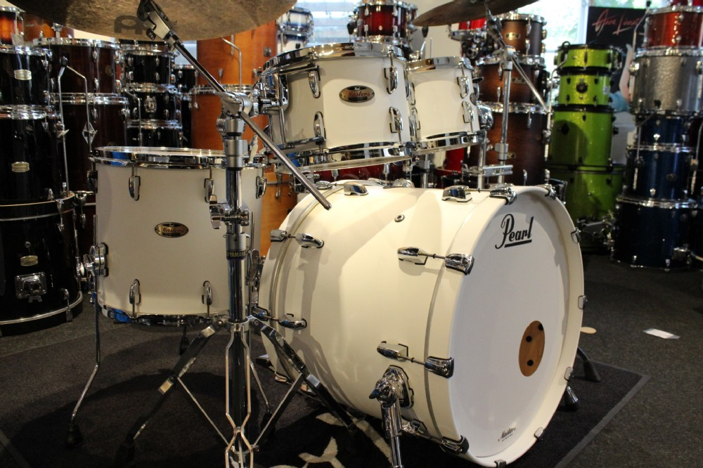 Image of   Pearl Masters Maple Reserve Trommesæt DEMO
