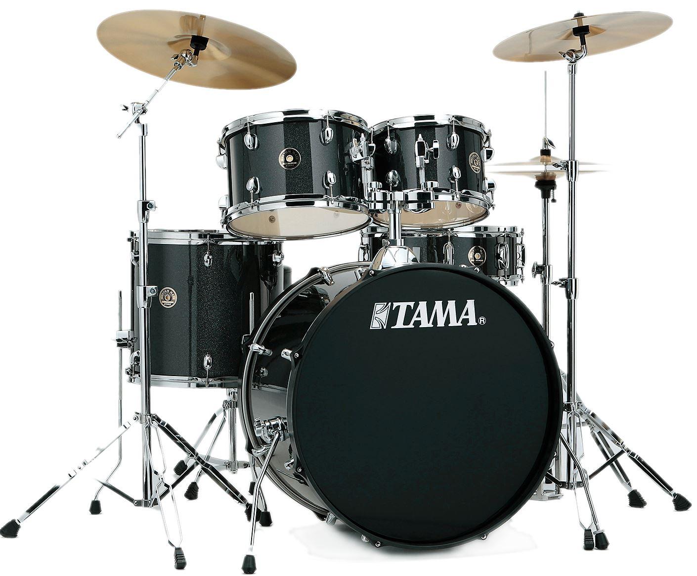 Image of   Tama Rhythm Mate Standard Trommesæt Charcoal mist