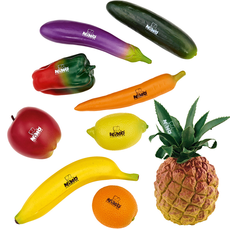 Image of   Meinl Nino rasle frugt eller grøntsag Ananas