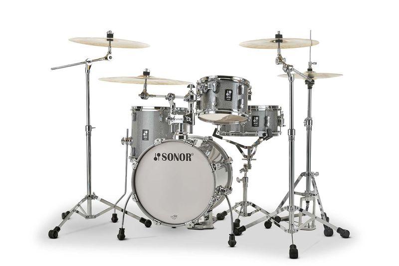 Image of   Sonor AQ2 Safari Trommesæt Titanium Quartz