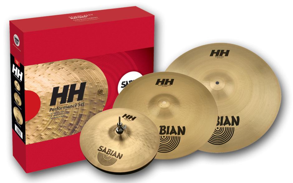 Image of   Sabian HH Performance Set Bækkenpakke