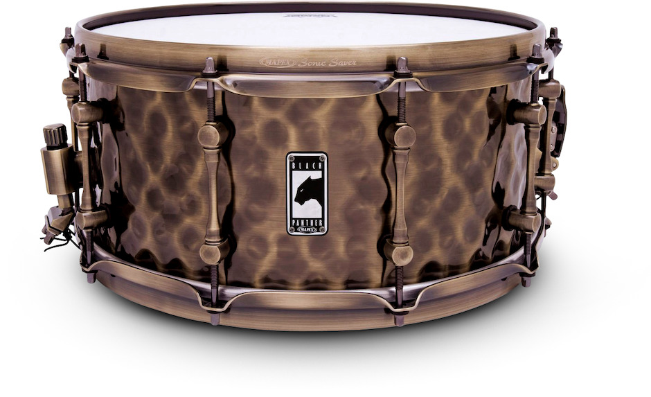 """Image of   Mapex 14x6,5"""" Black Panther Sledgehammer Lilletromme"""