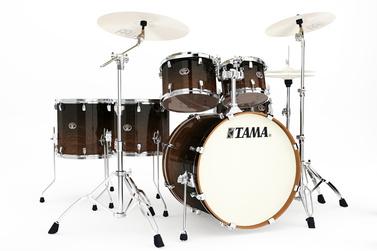 Image of   Tama Silverstar Standard Trommesæt Dark Mocha Fade