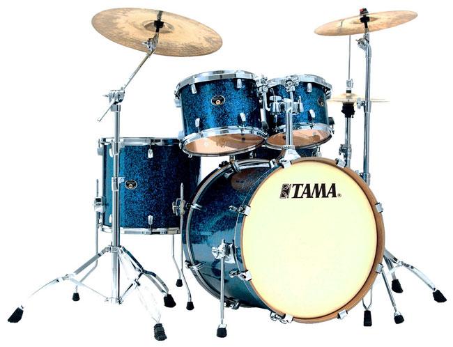 Image of   Tama Silverstar Standard Trommesæt Indigo sparkle