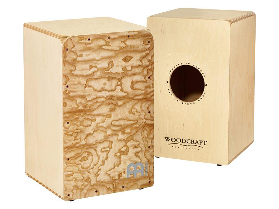 Image of   MEINL WCAJ300NT-TA Cajon Woodcraft