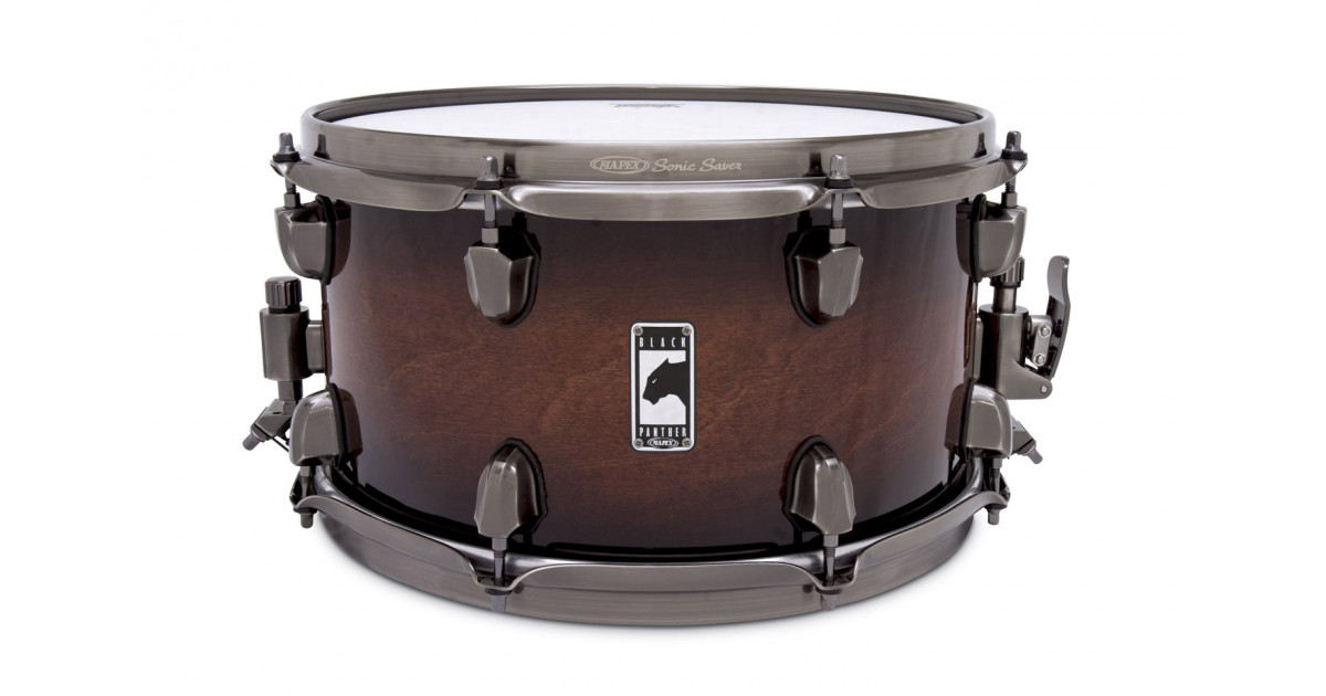 """Image of   Mapex 13x7"""" Black Panther Blaster Lilletromme"""