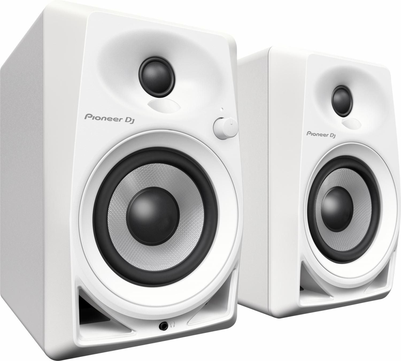 Image of   PIONEER DM-40 Aktive monitors White (sæt)