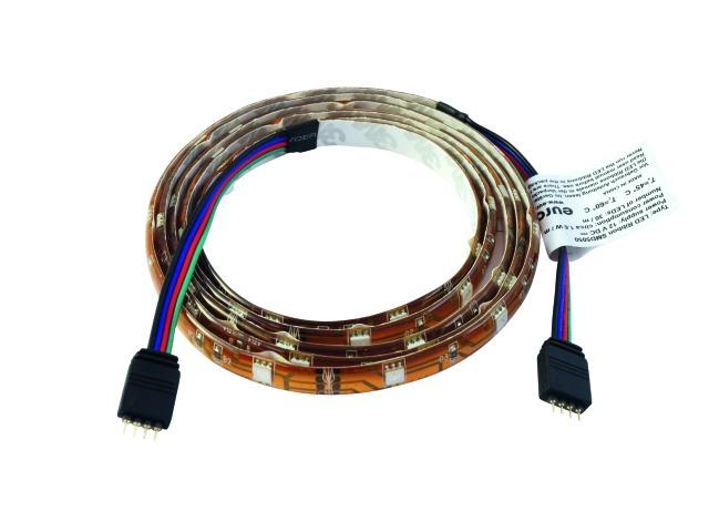 Image of   LED Ribbon 1.5m extension RGB SMD 5050 - Eurolite