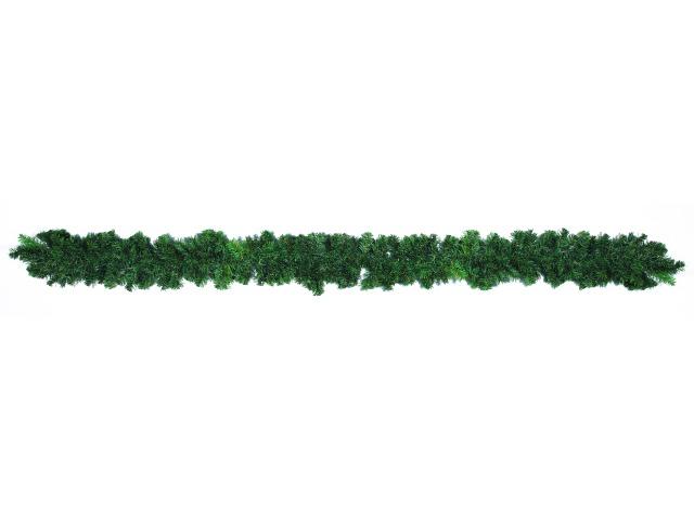 Noble pine garland, green, 270cm