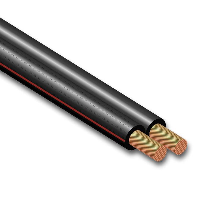 Image of   Højttaler Kabel 2 x 2.5 mm²