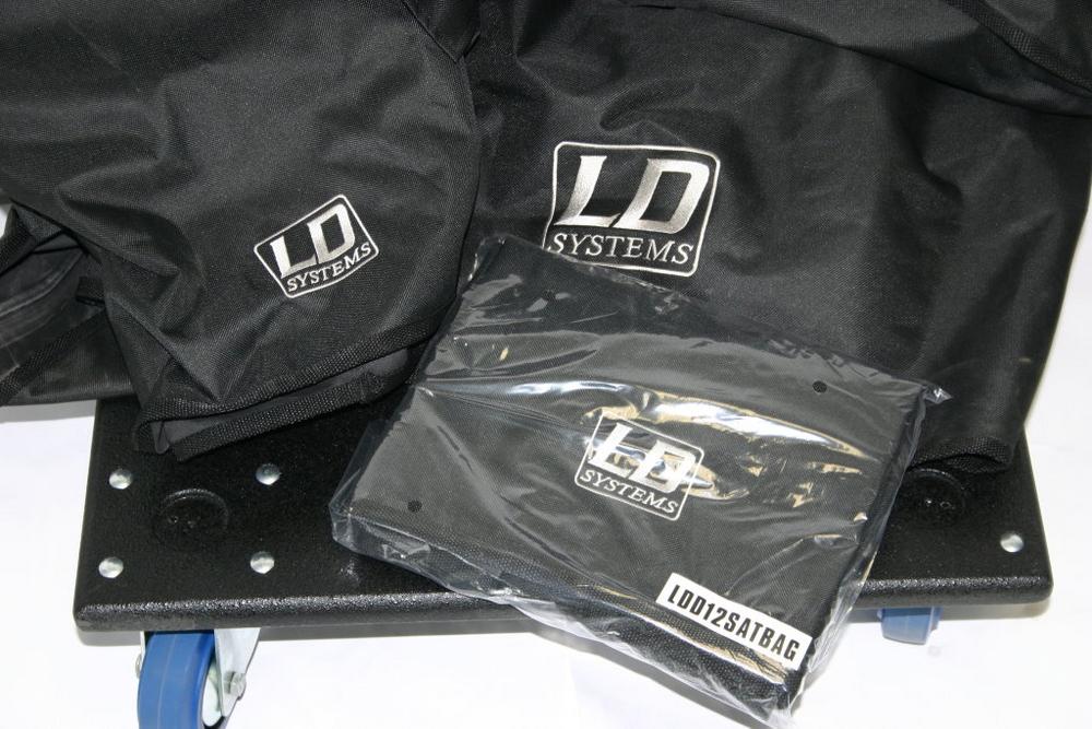 Image of   LD Systems Tilbehørssæt til LDDAVE10G3